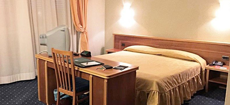 Basic Zimmer ELE Green Park Hotel Pamphili